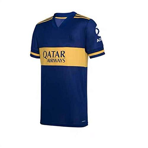 QINGYA 20-21 Camiseta de Local Juvenil, Ropa Deportiva/Ropa de Entrenamiento/Ropa Infantil/Ropa Juvenil,Muy cómodo de Llevar (XXL) ✅