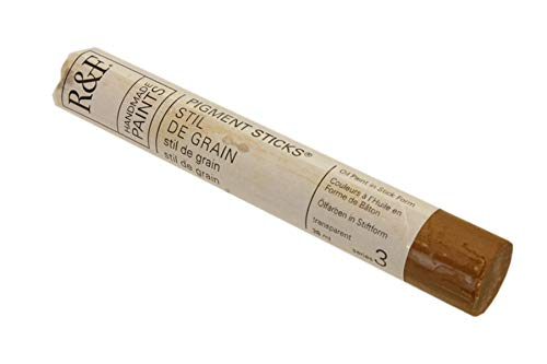 R & F : Pigment Stick (Oil Paint Bar) : 38ml : Still de Grain III (213E)