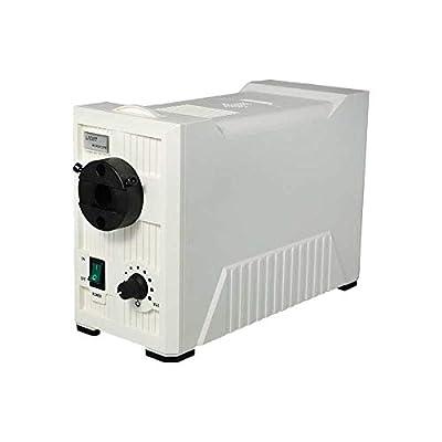 BoliOptics 20W LED Fiber Optic Illuminator Microscope Light Source Box, 90000 Lux ML02211111