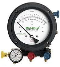 MIDWEST TEST INSTRUMENTS MD.845-5 Test Kit Backflow Prevention 5 Valve Mid-West