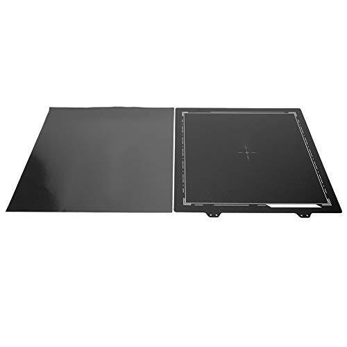 Romantisches GeschenkPraktisches Stahlblech, umweltfreundliches Federstahlblech, 300 x 300 mm für Anet/CR-10 / S-Verbundwerkstoffe Wanhao Fdm Desktop 9