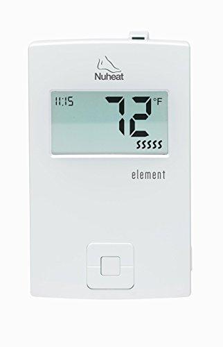Nuheat Element Non-programmable Dual-Voltage Thermostat