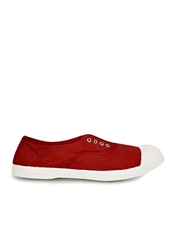 Bensimon Tennis Elly, Sneaker Donna, Rosso (Rouge 0310), 40 EU