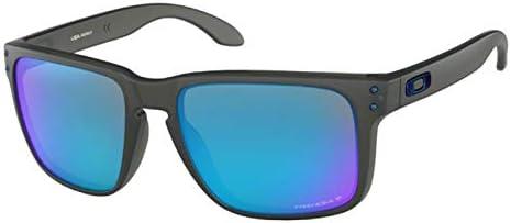 Oakley Holbrook XL OO9417 941709 59M Grey Smoke Prizm Sapphire Polarized Sunglasses For Men product image