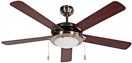 BLACK+DECKER BCF5211 Ceiling Fan, Brown