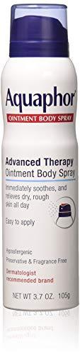 Aquaphor Ointment Body Spray 3.7 Ounce (109ml) (2 Pack)