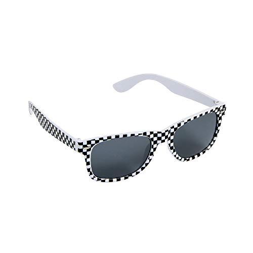 Fun Express - Race Car Sunglasses 1 pc for Birthday - Apparel Accessories - Eyewear - Sunglasses - Birthday - 1 Piece