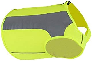 See Spot Trot - See Spot Zip EV Sport High Visibility Reflective Dog Safety Vest, Ideal to Keep Dogs Safe While Walking or Hunting.