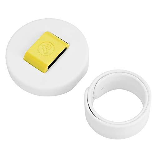 Antilog Pols Magnetische Pin Box, Magnetische Pin Kussen Naaien Opslag Pols Clip Schroef Breien Magneet Pin Box