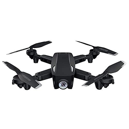 Cuadricóptero posicionamiento flujo óptico para drones doble lente, con cámara FPV 4k HD, posicionamiento GPS, seguimiento inteligente, ruta personalizada, foto gestos, Easy Fly Steady para aprender