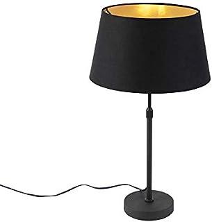 Amazon.es: pantallas para lamparas de mesa - Qazqa