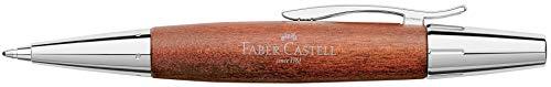ファーバーカステルボールペン油性エモーションウッド&クローム梨の木ブラウン148382正規輸入品