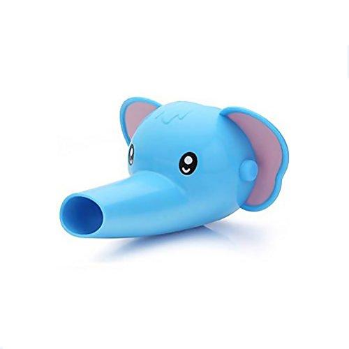 YeahiBaby Enfants Blue Elephant eau robinet Extender Kids se laver les mains aide