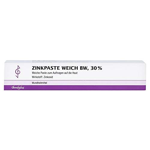 Bombastus Zinkpaste, weich BW, 50 ml Creme