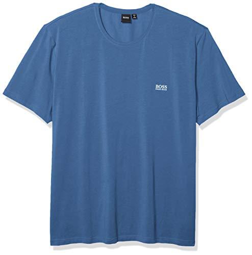 Hugo Boss BOSS Men's Mix&Match T-Shirt, Light Blue, L