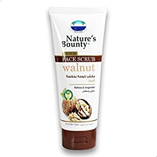 Nature'S Bounty N. Bounty Venus Face Scrub Walnut- 200Ml