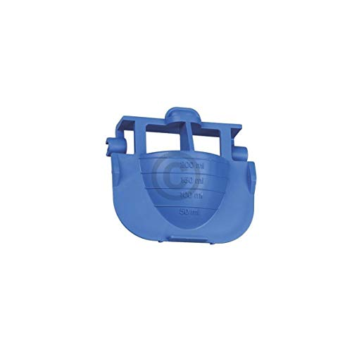 Bosch Siemens Flüssigwaschmittel-Einsatz für Waschmitteleinspülschale Schublade Waschmaschine - Nr.: 605740