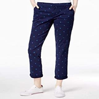 Tommy Hilfiger Chino Pants Tossed NavyPacifica 12