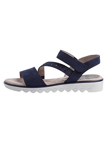 Jana Damen 8-8-28661-26 Sandale 805 Recycled PET, Softline