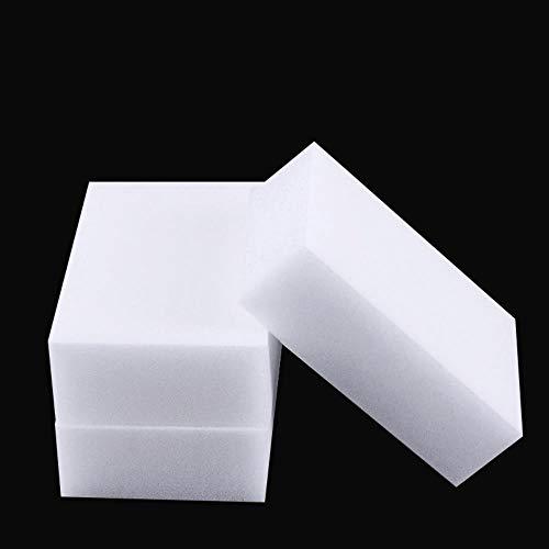 10/20 stücke Krusoal Melamin Schwamm Schwamm Radiergummi Küche staubtuch tücher Home küche Sauber Zubehör Nano Schwamm 10 * 6 * 2/10 * 7 cm, 20 stücke (10-6-2 cm)