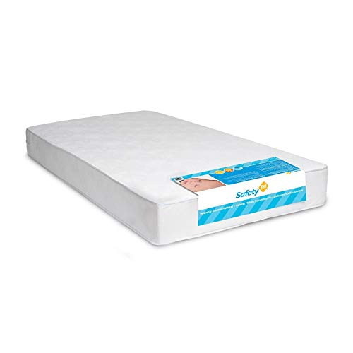Buy Bargain Heavenly Dreams Firm Crib Mattress White Vinyl