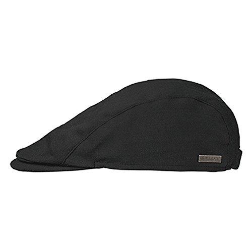 GREIFF Schieber-Mütze GASTRO MODA, 5721, schwarz
