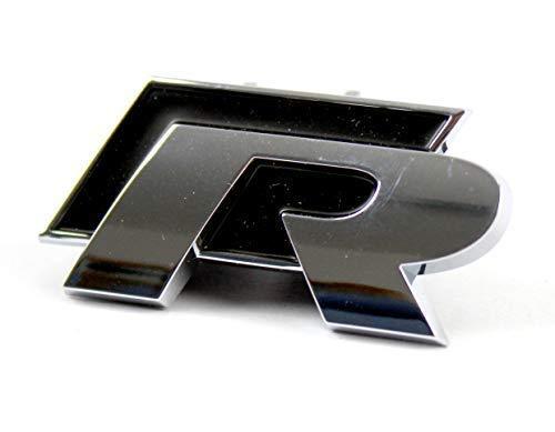 VW Golf Vi 6 R Inscription Calandre Emblème Plaque Grille 5K0853679C Fxc