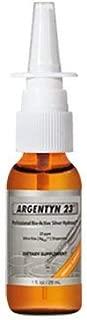 Argentyn 23 Professional Formula Bio-Active Silver Hydrosol for Immune Support* - 1 oz. (29.57 mL) Vertical Spray -