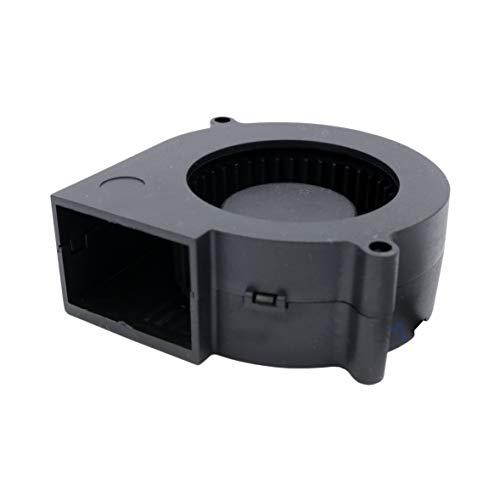 32F ventilator 75 mm 75 x 74 x 30 FB1401207507430A 12V DC 0,15 A 1,8 W Air Blower fan bladblazer turbine 75 mm 7 cm 3 draden (+/-/sensor) koeling