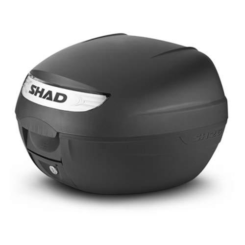Shad - D0B26100 SH26 Top Case,Matte Black