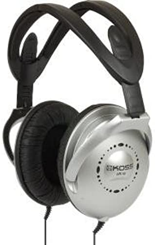 Koss Folding Home Theater Stereo Headphones (Silber schwarz) by Koss