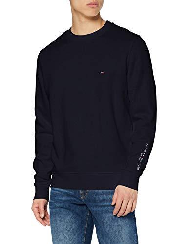 Tommy Hilfiger Męska bluza z logo Tommy Sleeve