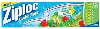 Best ziploc fresh produce bags moisture vents Reviews