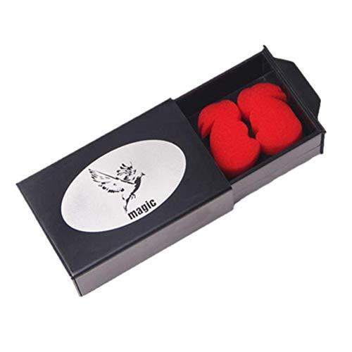 Kappha ladekast met 2 accessoires Pull Box Trick Show rekwisieten voor kinderen vanaf 6 jaar