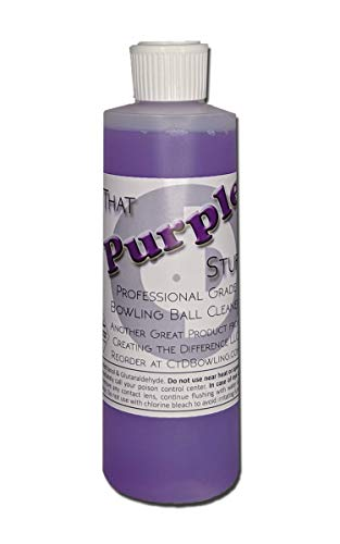 Creating the Difference That Purple Stuff Bowling Ball Cleaner