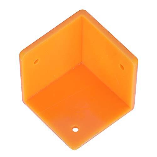 Protector de esquina, protector de esquina para muebles multiusos, 80 piezas de alta calidad para escritorios, armarios, cómodas, mesas