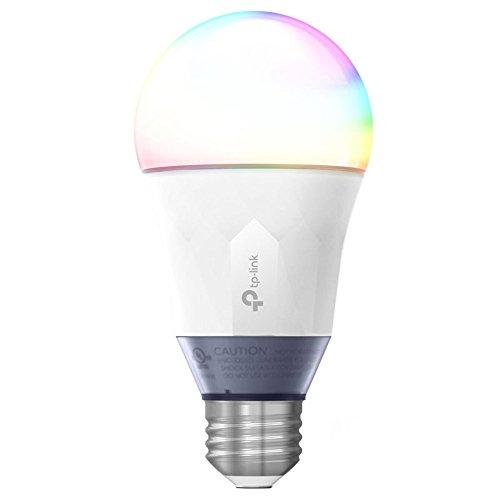 TP-Link Lampadina Wi-fi LB130, con Luce Colorata Regolabile, Compatibile con Amazon Alexa e Google Home, Risparmio Energetico fino al 80%, Controllo dei Dispositivi Ovunque Mediante Kasa App