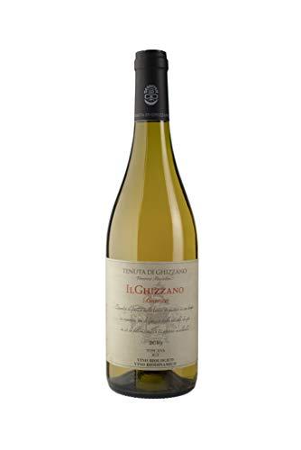 Tenuta di Ghizzano - Il Ghizzano Bianco 2019 - Vino Blanco Italiano I.G.T. Costa Toscana. Fino, Ecológico, Orgánico, Biodinámico Certificado Demeter. Botella 0,75 Litros