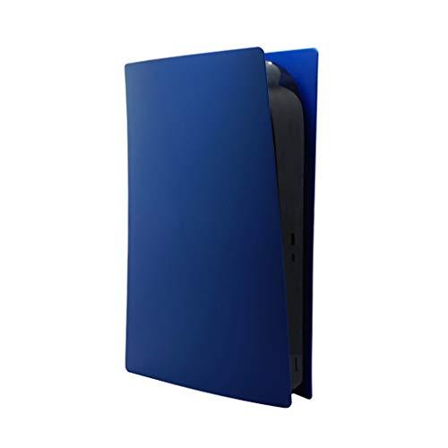 Incdnn Cubierta protectora antiarañazos, resistente al polvo, monocolor, placa de repuesto para consola Playstation 5 DE