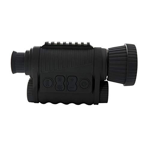 LSGNB 6X50 Monokular HD Digitales Nachtsichtgerät Nachtfotoaufnahme Jagen Nachtsichtgerät