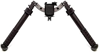 Atlas Bipods Atlas 5 H Bipod-Lever with Custom ADM Lever, Black, BT35-LW17