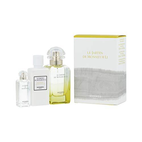 Hermès Le Jardin De Monsieur Li EDT 50 ml + EDT MINI 7,4 ml + BL 40 ml (unisex)