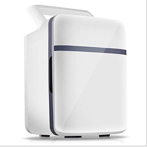 LCTCBX DC Portatile Iceless Car Cooler Plug in Frigorifero termoelettrico/Warmer (4 Litri / 6 Can) Casa, Lavoro