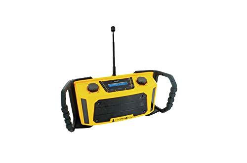 SCHWAIGER DABWORK513 radio da cantiere