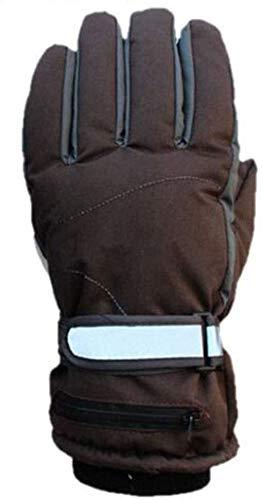 Guantes Calefactables Guantes Calefactores Guantes eléctricos, guantes eléctricos de calentamiento de mano, cálidos guantes de calefacción, recargables / deportes al aire libre / invierno cálido glov