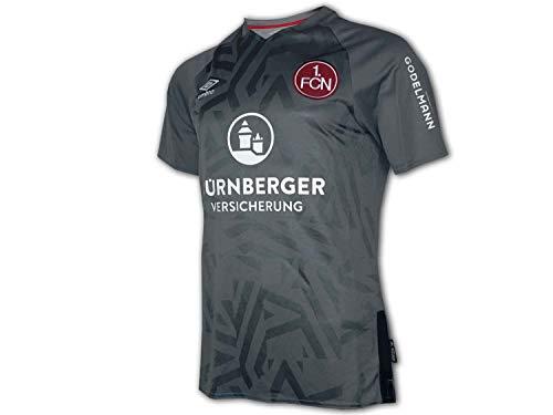 Umbro Fußball 1. FC Nürnberg FCN Ausweichtrikot 2019 2020 3RD Trikot Kinder Gr 146-152