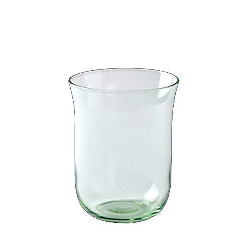 Lambert - Corsica Grün - Becher, Wasserglas, Saftglas - Maße (ØxH): 9 x 11 cm - Mundgeblasen