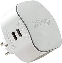 Powermaster Pm/17593 Çift Usb'Li Kablosuz Üçlü Fiş