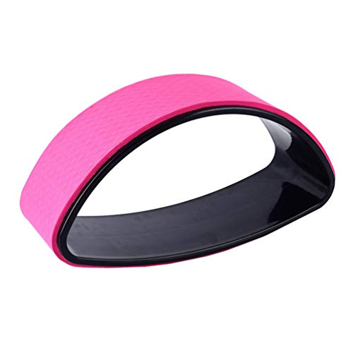 Great Price! BESPORTBLE Yoga Rings Open Shoulder Yoga Ring Half-Wheel Back Bender Stretch Open Back ...