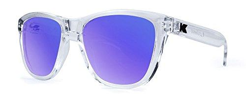 Sonnenbrillen Knockaround Premium Clear / Moonshine